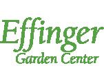 Effinger Garden Center logo