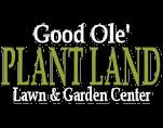 Good Ole Plant Land logo